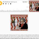 """""""Pero Beethoven solo hay uno"""", podcast y actividades por @jcmisanz"""