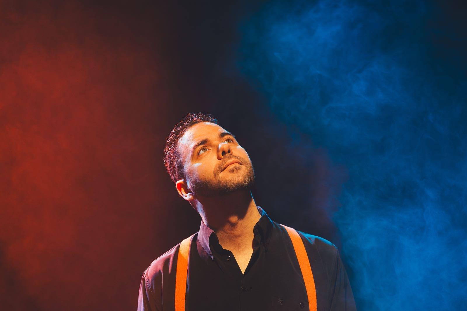 José Antonio López (Señor Naranja)