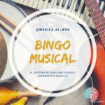 BINGO MUSICAL por @musica.al.mon