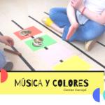 Música y colores por @_maestracarmen