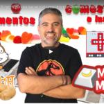 Cómo hacer instrumentos comestibles e insólitos con Makey makey y Scratch por @caotico27