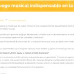 La curiosidad y juego musical como motor de aprendizaje- Artículo escrito por @batucado (Yvette Delhom)