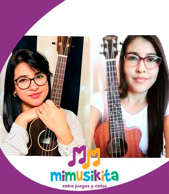 Yessenia y Nathali Mendieta (Mimusikita)
