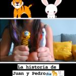 """Cuento """"La historia de Juan y Pedro"""" 🎶🏔️🐇🐅 por @musipekes"""