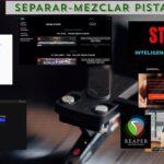 Aplicaciones para SEPARAR – MEZCLAR  PISTAS por @iscmusica