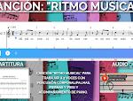 """CANCIÓN: """"RITMO MUSICAL"""" por @fatimalenmusical"""