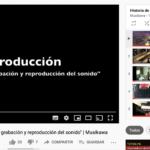 Playlist con la Historia de la grabación y reproducción del sonido por @caotico27