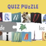 """Quiz Puzzle """"El Carnaval de los animales"""" por @villegas_cara (comesonidos)"""
