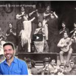 Los cafés cantantes: la voz en el Flamenco por @joselopezsegura