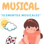"""""""Memory musical: elementos musicales"""" por  @viajealmundomusical"""