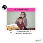 La hormiguita (Canción infantil y Música y Movimiento) por @batucado