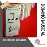 DOMINÓ MUSICAL @musica.al.mon
