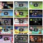 Vídeos usados en 1º de primaria este curso por @jsaez35