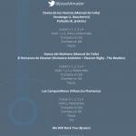 Partituras para Ensemble; por @JoseAAmador